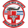 1st Battalion 228th Aviation Air Ambulance Patch Hook And Loop