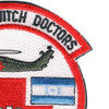 1st Battalion 228th Aviation Air Ambulance Patch Hook And Loop | Upper Right Quadrant