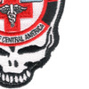 1st Battalion 228th Aviation Air Ambulance Middle Skull Patch Hook And Loop | Lower Right Quadrant
