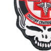 1st Battalion 228th Aviation Air Ambulance Large Skull Patch Hook And Loop | Lower Left Quadrant