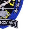 1st Battalion 227th Aviation Regiment Bravo Company Patch | Lower Right Quadrant