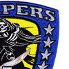 1st Battalion 227th Aviation Regiment Bravo Company Patch | Upper Right Quadrant