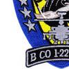 1st Battalion 227th Aviation Regiment Bravo Company Patch | Lower Left Quadrant