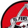 1st Battalion 212th Aviation Cavalry Regiment Saber Company Patch - Version C | Upper Left Quadrant
