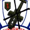 1st Battalion -1st Aviation Regiment Patch | Center Detail