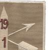 1st Battalion 19th Special Forces Group Helmet Desert Patch | Upper Right Quadrant