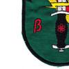 1st Battalion 10th Special Forces Group 7th Operational Detachment Alpha Patch | Lower Left Quadrant