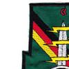 1st Battalion 10th Special Forces Group 7th Operational Detachment Alpha Patch | Upper Left Quadrant