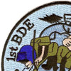 1st Aviation Cavalry 1st Brigade Patch | Upper Left Quadrant