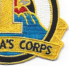 1st Army Corps Distinctive Unit Patch - B Version | Lower Right Quadrant