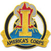 1st Army Corps Distinctive Unit Patch - B Version