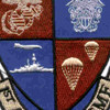 1st Anglico FMF Patch   Center Detail