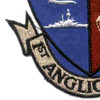 1st Anglico FMF Patch   Lower Left Quadrant