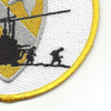1st Air Cavalry Airmobile Patch | Lower Right Quadrant
