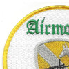 1st Air Cavalry Airmobile Patch | Upper Left Quadrant