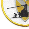 1st Air Cavalry Airmobile Patch | Lower Left Quadrant