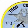 1st Airborne Command And Control Squadron Tech Control E-4B Patch | Upper Left Quadrant