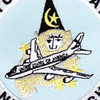 1st Airborne Command And Control Squadron Satcom Wizard Patch | Center Detail