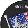 1st Airborne Command And Control Squadron Nightwatch Spec Team Patch | Upper Left Quadrant