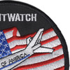 1st Airborne Command And Control Squadron Nightwatch Spec Team Patch | Upper Right Quadrant