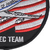 1st Airborne Command And Control Squadron Nightwatch Spec Team Patch | Lower Right Quadrant