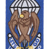 1st Airborne Battle Group-325th Infantry Regiment Patch | Center Detail
