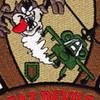 1 Battalion 1st Aviation Regiment A Company Patch | Center Detail