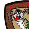 1 Battalion 1st Aviation Regiment A Company Patch | Upper Left Quadrant