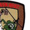 1 Battalion 1st Aviation Regiment A Company Patch | Upper Right Quadrant
