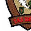 1 Battalion 1st Aviation Regiment A Company Patch | Lower Left Quadrant
