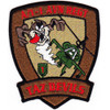 1 Battalion 1st Aviation Regiment A Company Patch