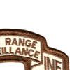 7th Infantry Division Long Range Scroll Desert Patch   Upper Right Quadrant