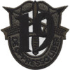 19th Special Forces Group Crest OD Green Black 19 Patch