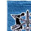 19th Special Forces Group Crest Flash   Patch | Upper Left Quadrant