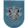 19th Special Forces Group Crest Flash Large Version Patch