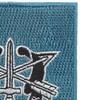 19th Special Forces Group Crest Flash Large Version Patch | Upper Right Quadrant