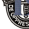 19th Special Forces Group Crest Blue 19 Patch   Lower Left Quadrant