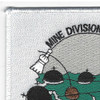 19 Mine Division Patch | Upper Left Quadrant
