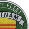 7th Fleet Vietnam Patch Ready Power For Peace | Upper Right Quadrant