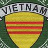 7th Fleet Vietnam Patch Ready Power For Peace | Center Detail