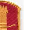197th Field Artillery Brigade Patch | Upper Right Quadrant