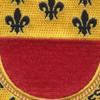 196th Armor Cavalry Regiment Patch | Center Detail
