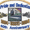 1964-USSVI-2004 Pride and Dedication Patch | Center Detail