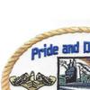 1964-USSVI-2004 Pride and Dedication Patch   Upper Left Quadrant