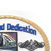 1964-USSVI-2004 Pride and Dedication Patch | Upper Right Quadrant