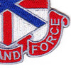 192nd Chemical Battalion Patch   Lower Right Quadrant