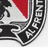 192nd Cavalry Regiment Patch | Lower Right Quadrant