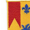 190th Field Artillery Regiment Patch | Upper Left Quadrant