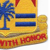 190th Field Artillery Regiment Patch | Lower Right Quadrant