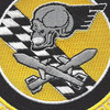 190th Fighter Squadron A-10 Patch | Center Detail